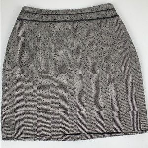 WHBM Tweed Pencil Skirt Size 8